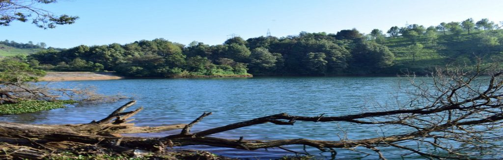 Kamaraj Sagar Lake