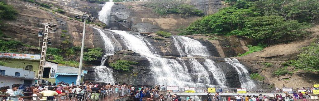 Kutralam (Courtallam) Falls