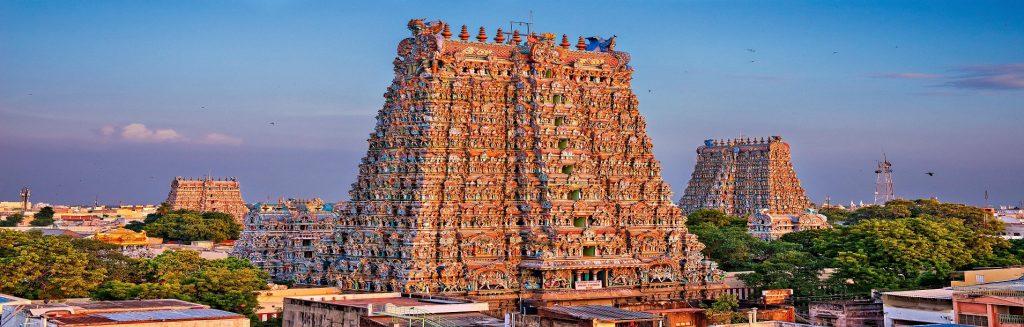 Madurai Meenakshiamman Temple