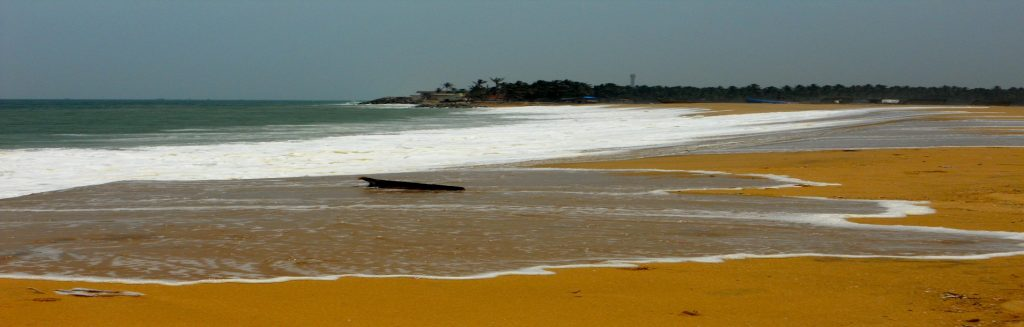 Tengapattinam Beach