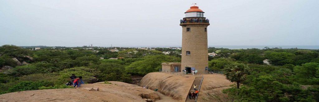 Mahabalipuram LighthHouse