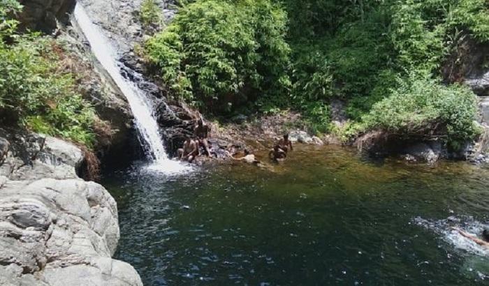 Nagalapuram Waterfalls near Chennai