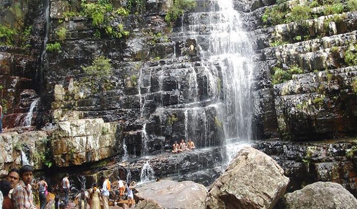 Talakona Waterfalls near Chennai