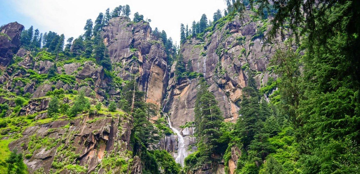 Johini Waterfall